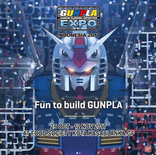 Fun to Build GUNPLA from Kidz Station