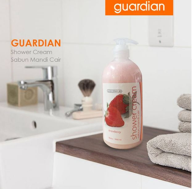 Buy 2 Get 1 Free Promotion at Guardian