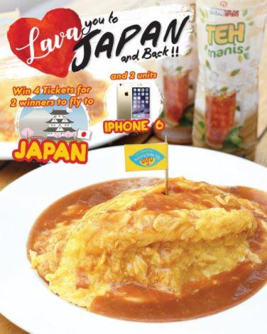 Promosi Liburan ke Jepang dari Sunny Side Up