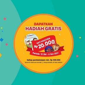 Get Free Gift from Toys Kingdom