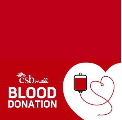 Come Donate Blood At Csb Mall Cirebon Gotomalls
