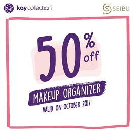 Kay Collection Discount 50% at SEIBU Department Store