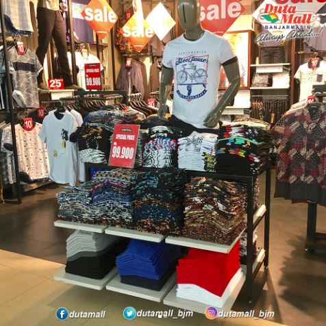 Special Price Rp 99.000 from Poshboy at Duta Mall Banjarmasin