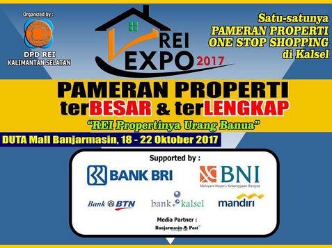 Rei Expo 2017 at Duta Mall Banjarmasin