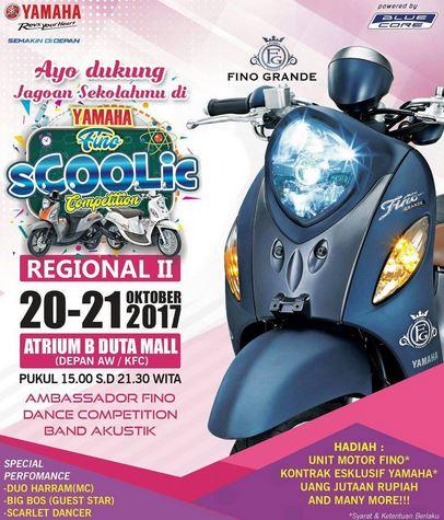 Fino sCOOLic at Duta Mall Banjarmasin
