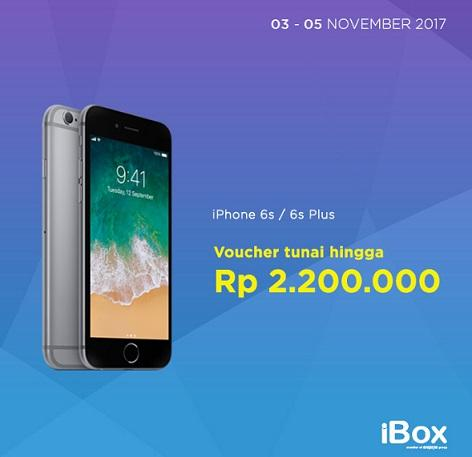 Cash Voucher Up To Rp 2 200 000 At Ibox Gotomalls