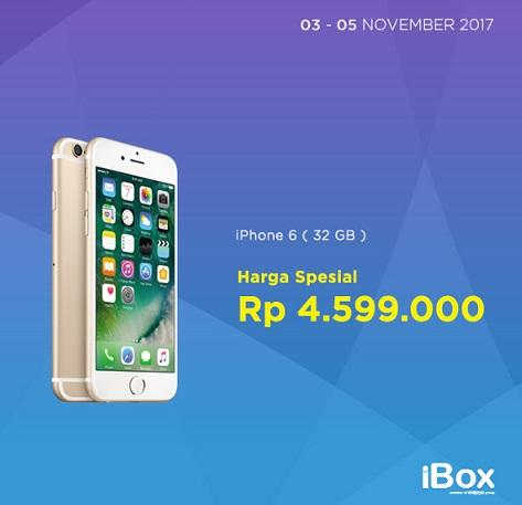 Special Price Iphone 6 32 Gb At Ibox Grand Indonesia