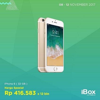 Harga Spesial iPhone 6 32 GB di iBox - ITC Roxy Mas 71030e0213