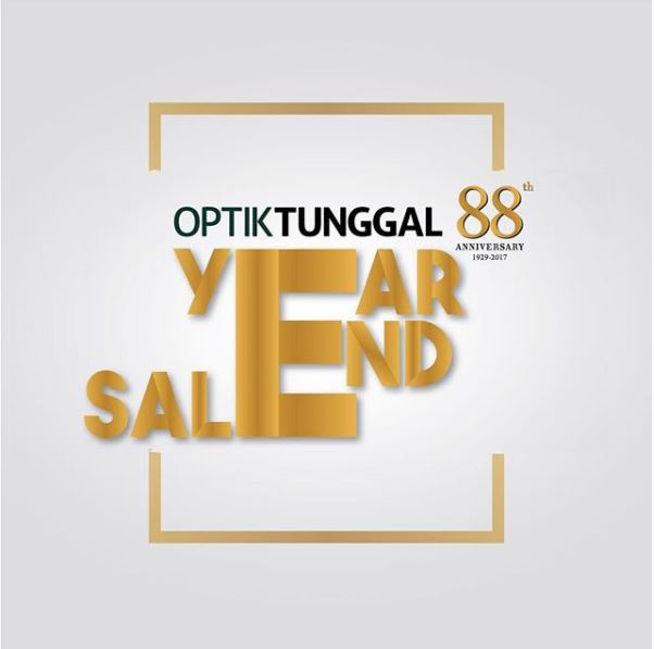 Year End Sale from Optik Tunggal
