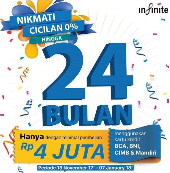 Installment Promotion from Infinite Store - AEON Mall BSD City