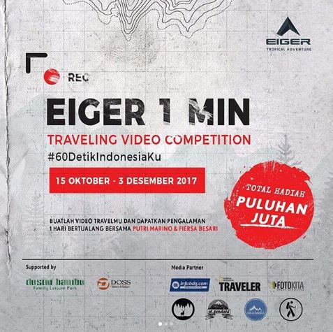 Traveling Competition from Eiger