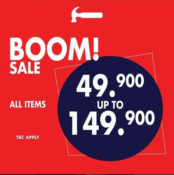 Boom Sale from Hammer