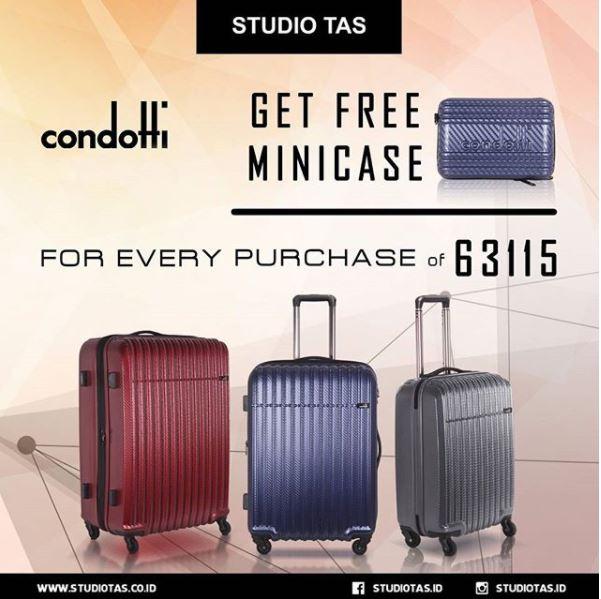 Free Minicase from Studio Tas
