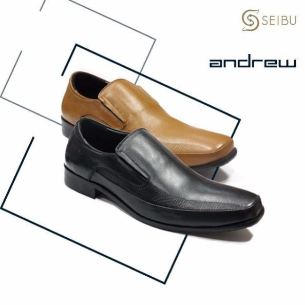 Discount Up to 50% from Andrew Shoes at Seibu Dept Store