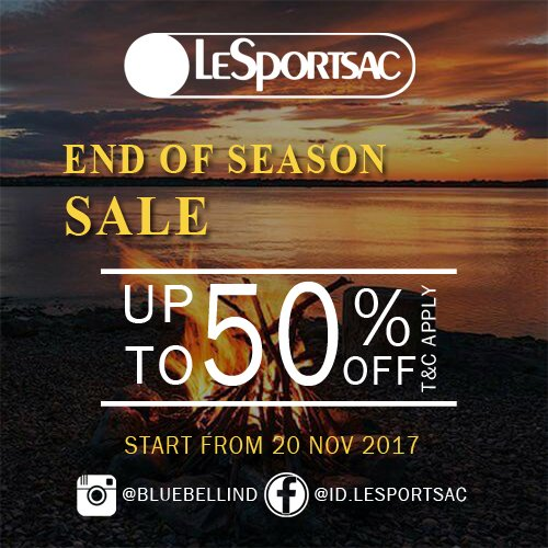 Discount Up to 50% from LeSportsac