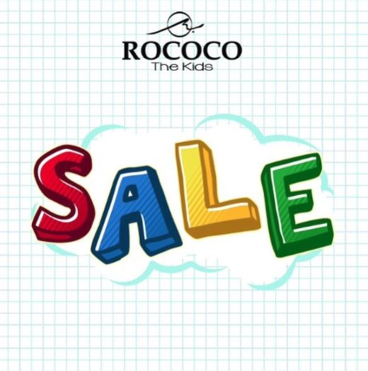 Year-end Promo from Rococo at Plaza Indonesia