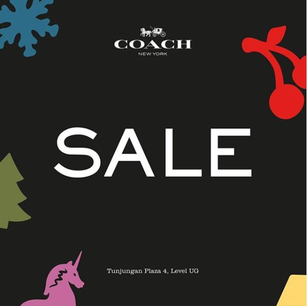 Discount Up to 50% from Coach