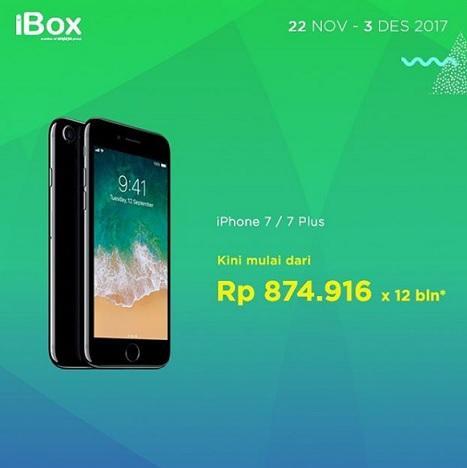 Iphone 7 Installment Promo From Ibox Aeon Mall Jakarta