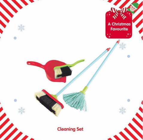 Cleaning Set Discount 70% at Early Learning Center