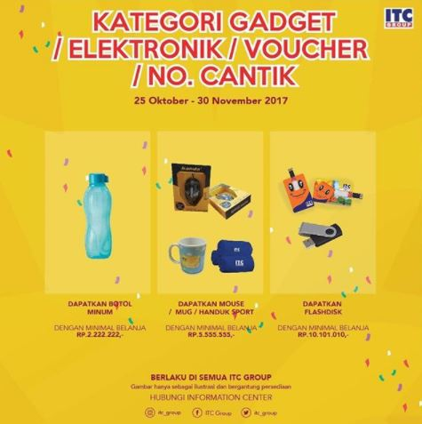 Beautiful Souvenir Categories Gadgets from ITC Group