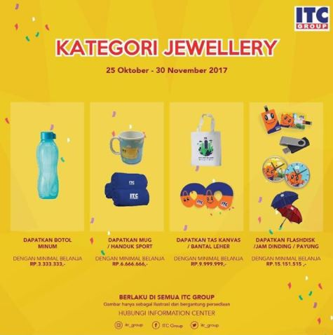 Beautiful Souvenir Category Jewelery from ITC Group