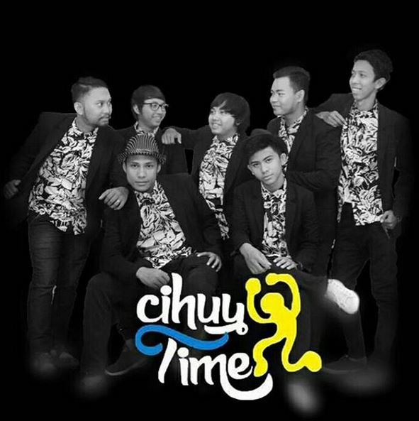 Live Music Cihuy Time Band at Blok M Plaza