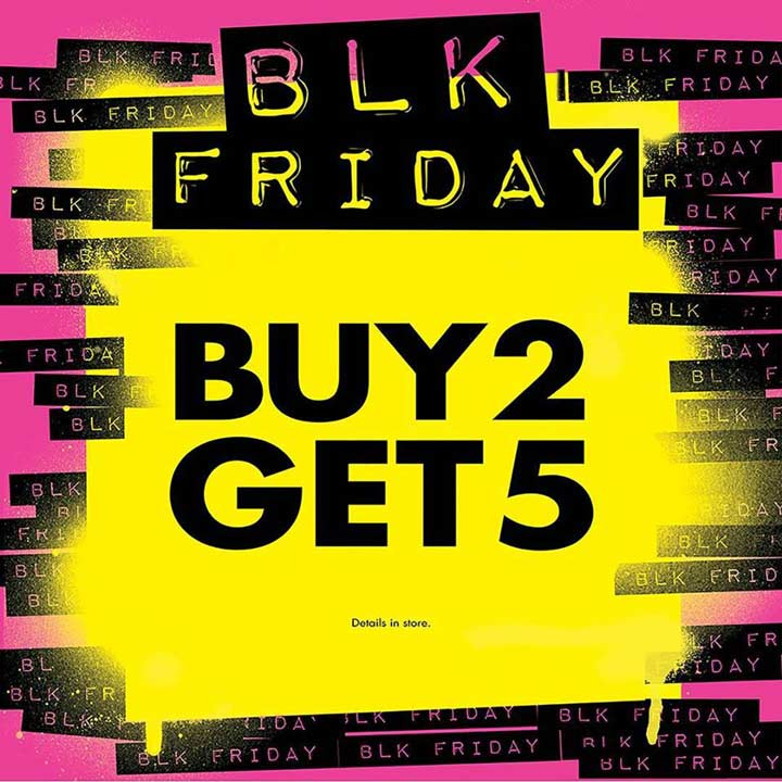 Buy 2 Get 5 Free from Victoria's Secret