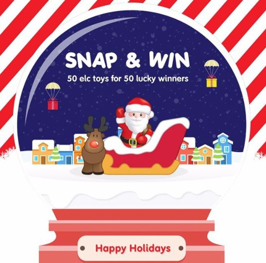 Snap & Win from Early Learning Center