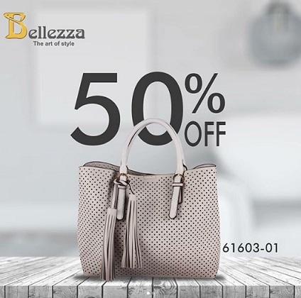Bellezza Discount 50% at Matahari Department Store