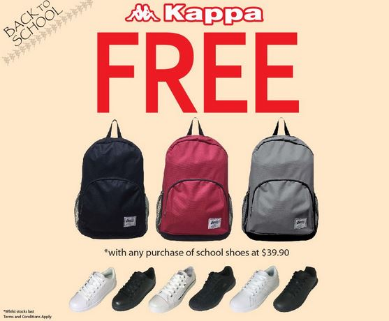 f4dd79cae6 Free Bag Pack from Kappa - Gotomalls