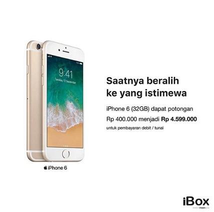 Discount Iphone Price 6 32gb At Ibox Gotomalls