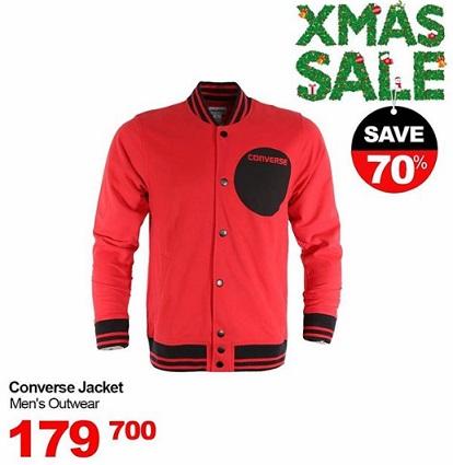 Jaket Converse Diskon 70% di Sports Station - Paragon Mall Semarang 64ecf8b221