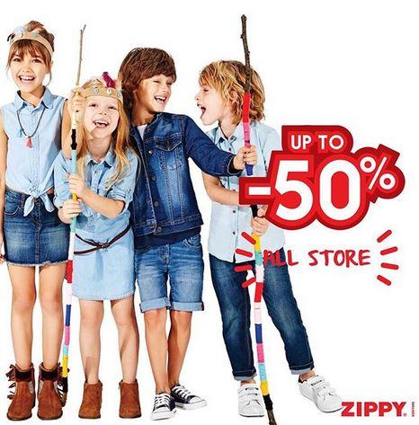 Season Sale at Zippy