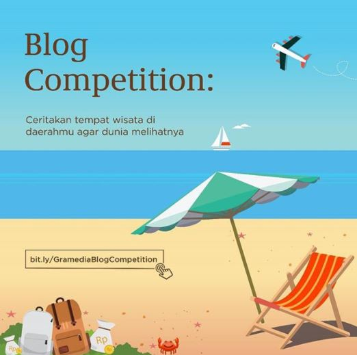 Blog Competition dari Gramedia