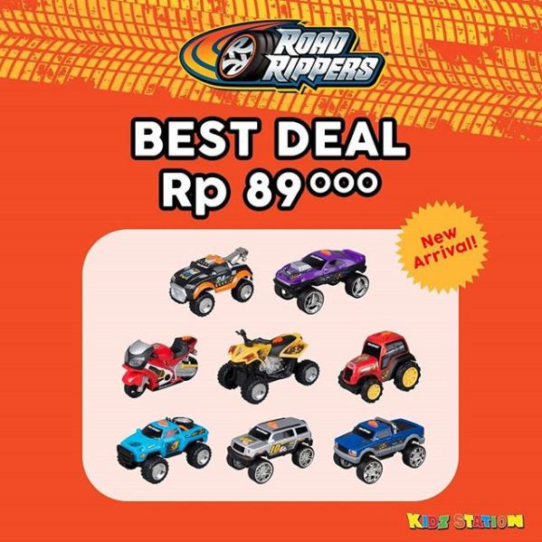 Special Price Promotions from Kidz Station