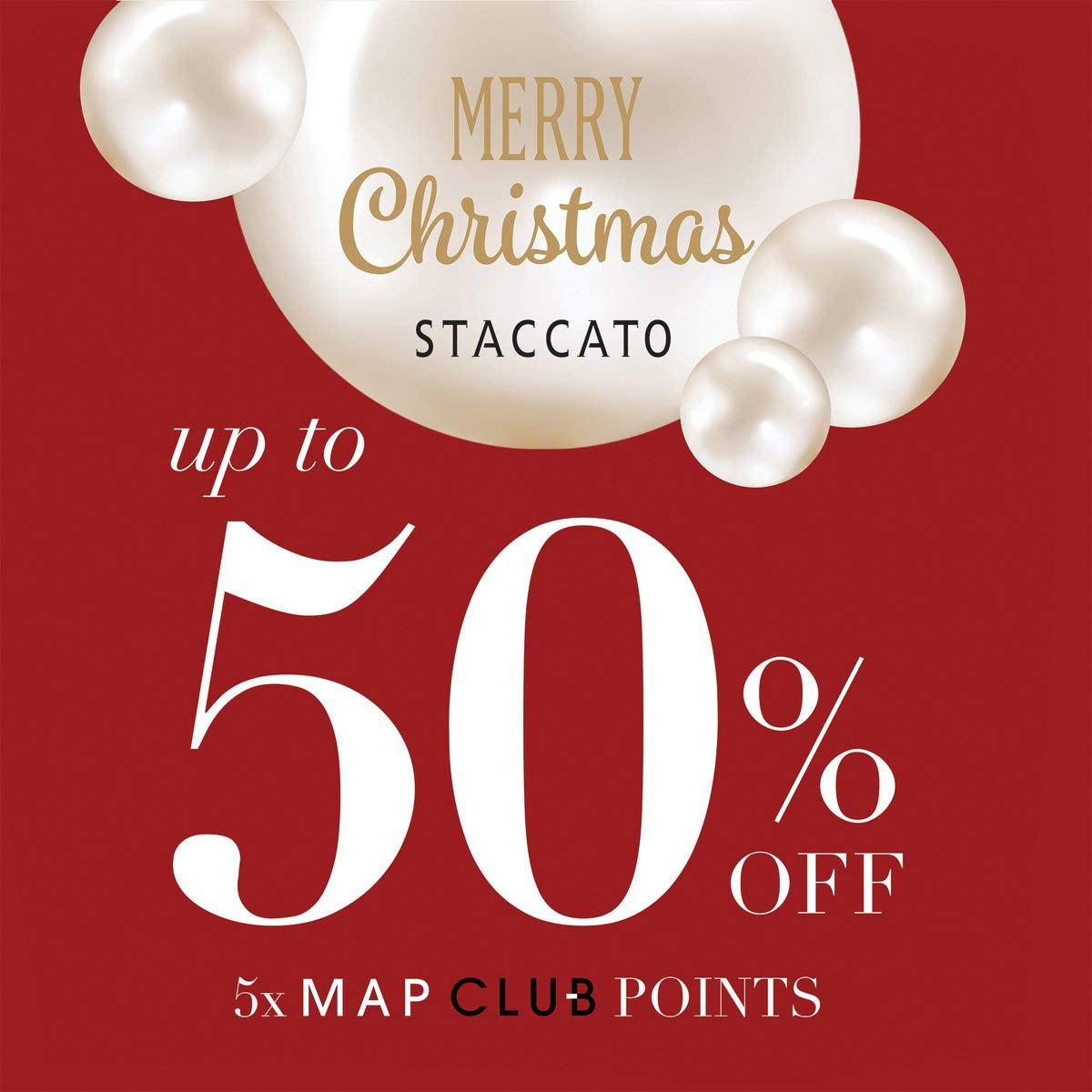 Discount Up to 50% from Staccato