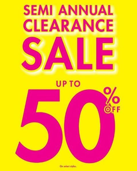 Clearance Sale Up to 50% from La Senza