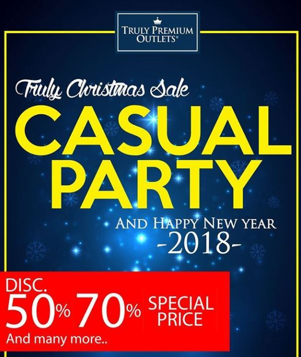 Casual Party di Truly Premium Outlets