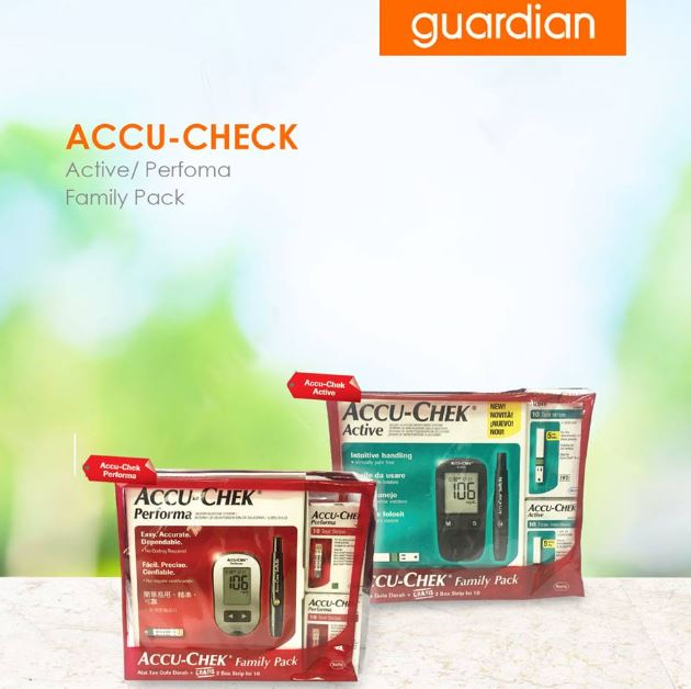 Accu-Check Promotion from Guardian