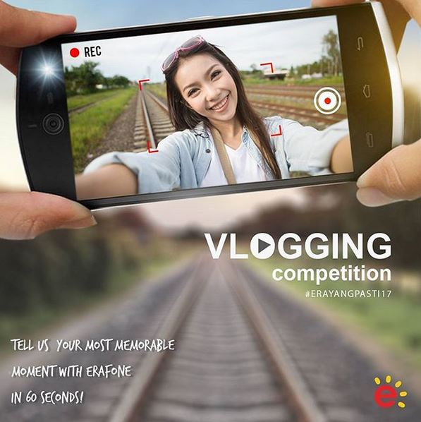 Vlogging Competition from Erafone