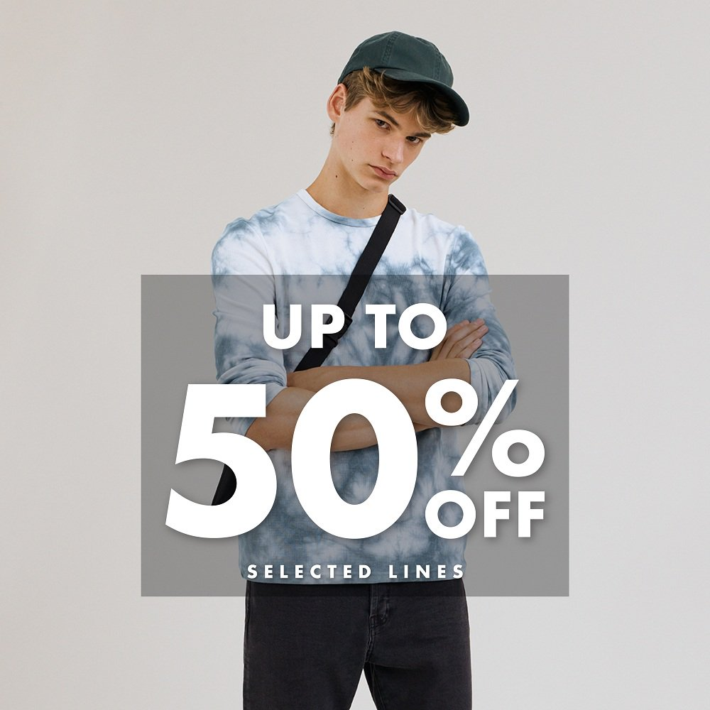 Discount Up to 50% from Topman