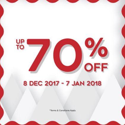 Joyful Sale Hingga 70% di Wakai