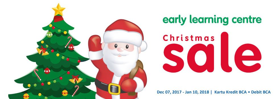 Christmas Sale at Early Learning Centre