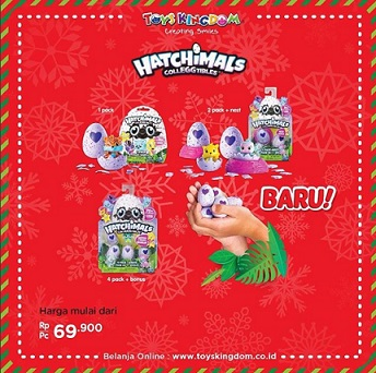 Special Price HatcHimals at Toys Kingdom