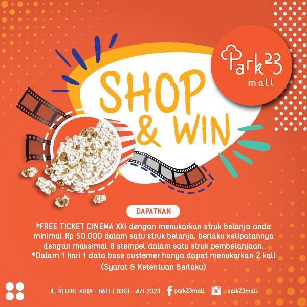 Shop & Win Event at Park23 - Gotomalls