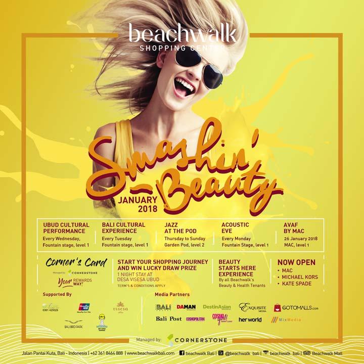 Smashin Beauty Event at Beachwalk