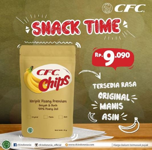 Snack Time Promotion in CFC