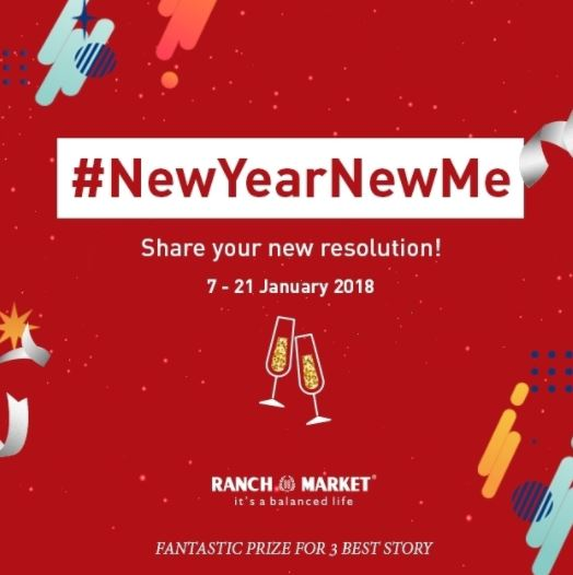 Event New Year New Me from Ranch Market