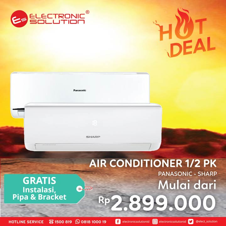 AC Special Price from Electronic Solution