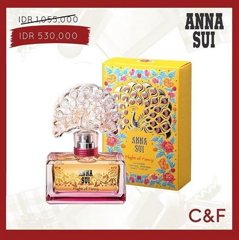 Anna Sui at  C&F Perfumery